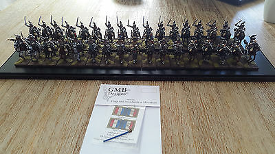 34 Perry Miniatures Cuirassiers unique painted and sculpted