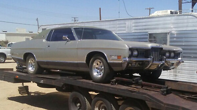 1971 Ford LTD Galaxie 2-door Coupe, FACTORY 429, ALL ORIGINAL NUMBERS MATCHING!!