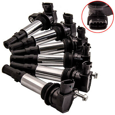 6 x Ignition Coils for Holden Commodore CREWMAN VZ Colorado RC Rodeo RA V6 3.6L