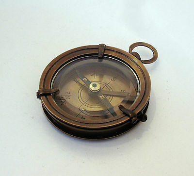 Bronze Soldiers WW1 Trench Compass Celebrating Imperial War Museum Opening 1920