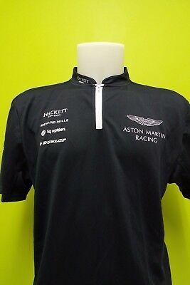 2016 Aston Martin Racing Team Issue Interim Zipped Top Mens New In Pack