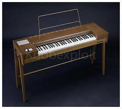 Hohner Clavinet 1 first edition with speaker. With legs & music stand. D6 C L E7