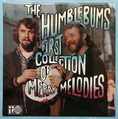 Humblebums ~ First Collection Of Merry Melodies ~ 1969 Uk 13-Track Stereo Lp