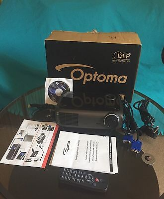 Optoma EP720i DLP Projector