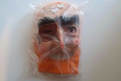 Vintage `80s Cesar Mask New & Sealed !!!