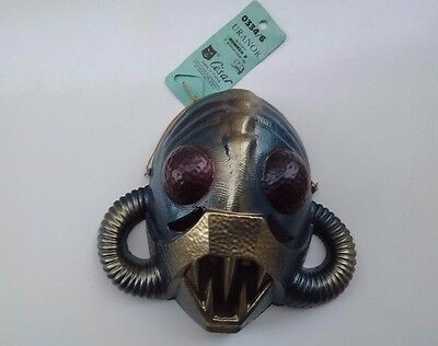 Vintage 1980 Cesar Mask BOMBER X TV Series NEW And Very RARE  !!!