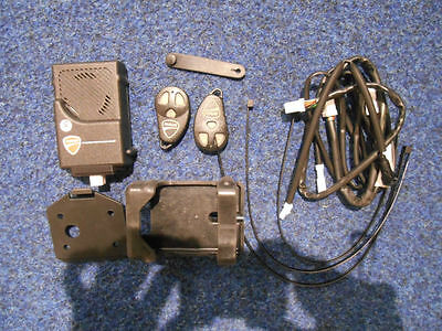 Ducati Panigale Oe Anti Theft System 96680381A