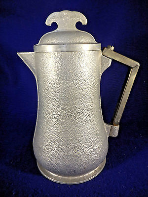 Guardian Ware 1917 Coffee Pot Excellent Condition, Alum. Handle