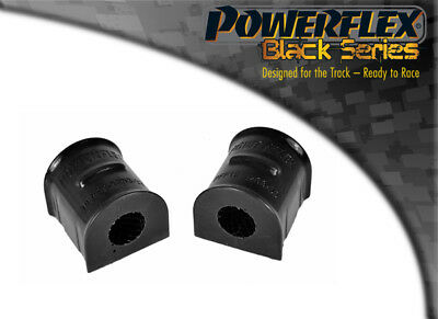 Ford Focus Mk2 Pff19-1203-22Blk Powerflex Black Front Arb To Chassis Bush 22Mm
