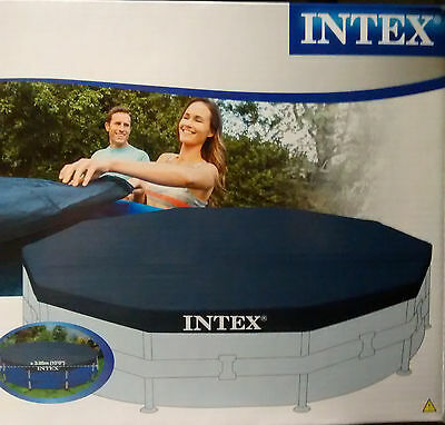 Intex Debris Weather Cover for 10ft Frame Pools