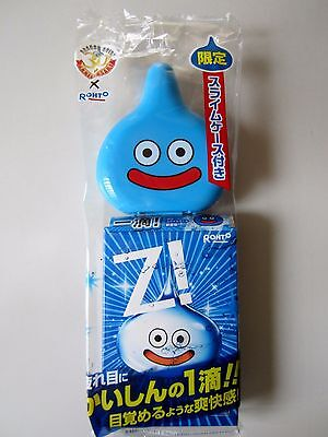 Rohto Z!®b Slime type eye drops With slime type eye drop case / free shipping
