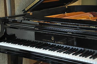 "Steinway B 2013  Sweet & Dark,  ""Level 5 Performing Virtuoso"" Service Package"