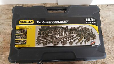Stanley 183-Piece Limited Edition Socket Set