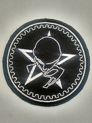 Sisters of Mercy Embroidered Patch The Cure Joy Division