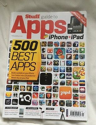 Stuff Guide To Apps For iPhone + iPad Magbook