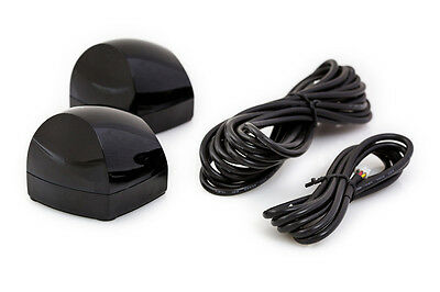 Two AutoSlide Hardwired Pet Sensors for Autoslide Patio Door System AS025/WST