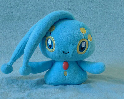 POKEMON - MANAPHY Peluche 16 cm Banpresto 2008 JAPON plush Rare