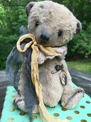 BeiMargarethe * Liam * ONE-OF-A-KIND Artist Teddy Bear