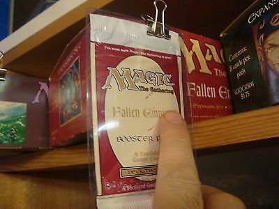 Fallen Empires Unopened Booster Pack Magic The Gathering!