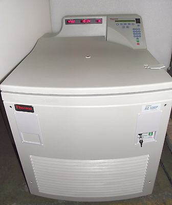 NEW!! Sorvall RC12BP #3 Refrigerated Centrifuge + H12000 Rotor /12 L /4 mo. wrty