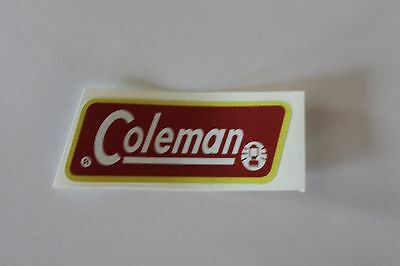 "Coleman Usa ""r"" And ""l"" Yellow Border Replacement Lantern Decal *liquidation*"