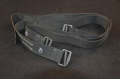 USGI Rigger Belt Black Size 34 unissued condition & incorrectly marked