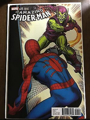 Amazing Spider-Man #25 Romita & Kane Remastered 1:1000 Variant