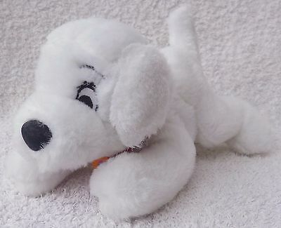Disney Store Exclusive 101 Dalmations Oddball Dog Puppy Beanie Soft Plush Toy 6""
