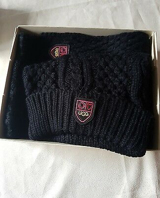 Ugg hat and scarf set Brand New