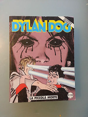 dylan dog seconda ristampa 170 la piccola morte