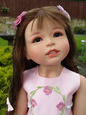 Maja Bill - One Of A Kind Artist Doll -Marta -Very Beautiful Excellent Condition