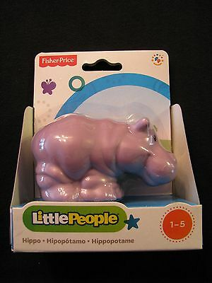 Fisher-Price Little People Hippo Zoo Animal