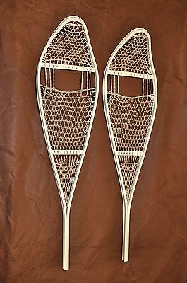 """US Military Magnesium 48"""" Snowshoes *NEW* Magline Canadian Mfg. 48 x 12 inches"""