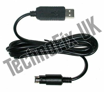 USB programming cable Kenwood TM-V71A/E TM-D710, PG-5G + USB equivalent