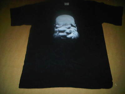Breaking Benjamin Small We Are Not Alone 2005 Tour Shirt