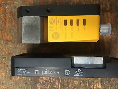 PILZ 570500 Secure safety gate systems PSENslock USED