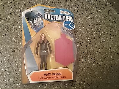 Doctor Who Amy Pond Articulated Action Figure Doll Wave 3