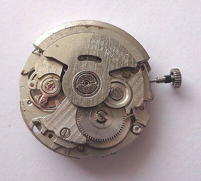 Vintage Mechanical Watch Movement SEIKO 7009 A working condition spare parts