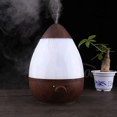 2.3L Aroma Diffuser Essential LED Light Oil Aromatherapy Air Humidifier Purifier