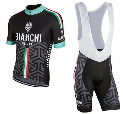 Completo ciclismo/Cycling Jersey and pants 2017 Team Bianchi