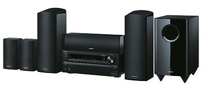 88 - Onkyo HT-S3705B 51 100W Home Cinema Speaker System BRAND NEW