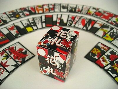 HANAFUDA  'Flower Cards' - Traditional Japanese Card Game