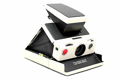 Polaroid Sx-70 Model 2 Instant Film Camera | Fully Working