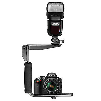 Neewer Quick Flip Rotation Flash Support pour SLR Camera Digital Point