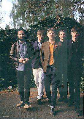 Kaiser Chiefs - Clippings From Japanese Magazine Rockin'on 2011 - 2014
