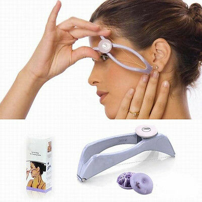 UK Threading Hair Facial Body Removal Threader Epilator Systerm Beauty Tool