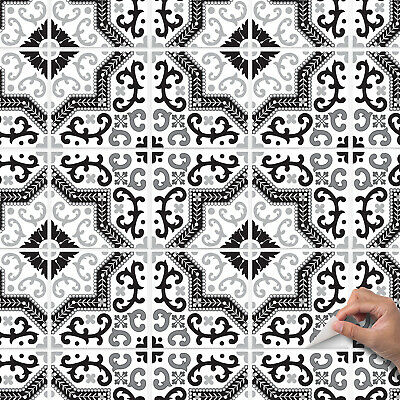Traditional Feature Tile Sticker Transfers - Kitchen Bathroom Furniture 200x200