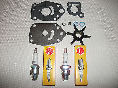 Mercury & Mariner 6, 8, 9.9, 15Hp D.i.y Outboard Service Kit