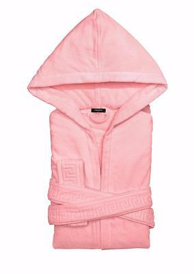 VERSACE | UNISEX Mens Womens Barocco Pink Robe Bathrobe All Sizes