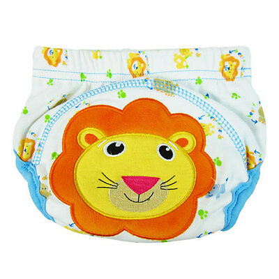 Baby Boy Training Pants Toilet Potty Training Safari Underwear 24-29 lbs
